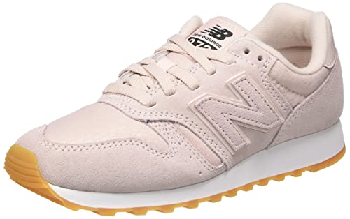 new balance 373 pink trainers