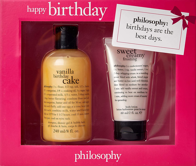 Philosophy - Happy Birthday 2 Piece Gift Set