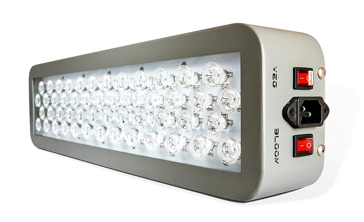 Advanced Platinum Series P150 150w 12-band LED Grow Light - DUAL VEG/FLOWER FULL SPECTRUM PlatinumLED Grow Lights