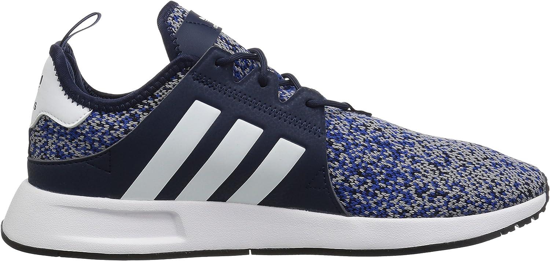 adidas Men's X_Plr Fashion Sneaker Dark Blue/White/Black
