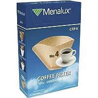 Menalux Cfp 4 Filtre Kahve Filtresi, Sarı Sarman