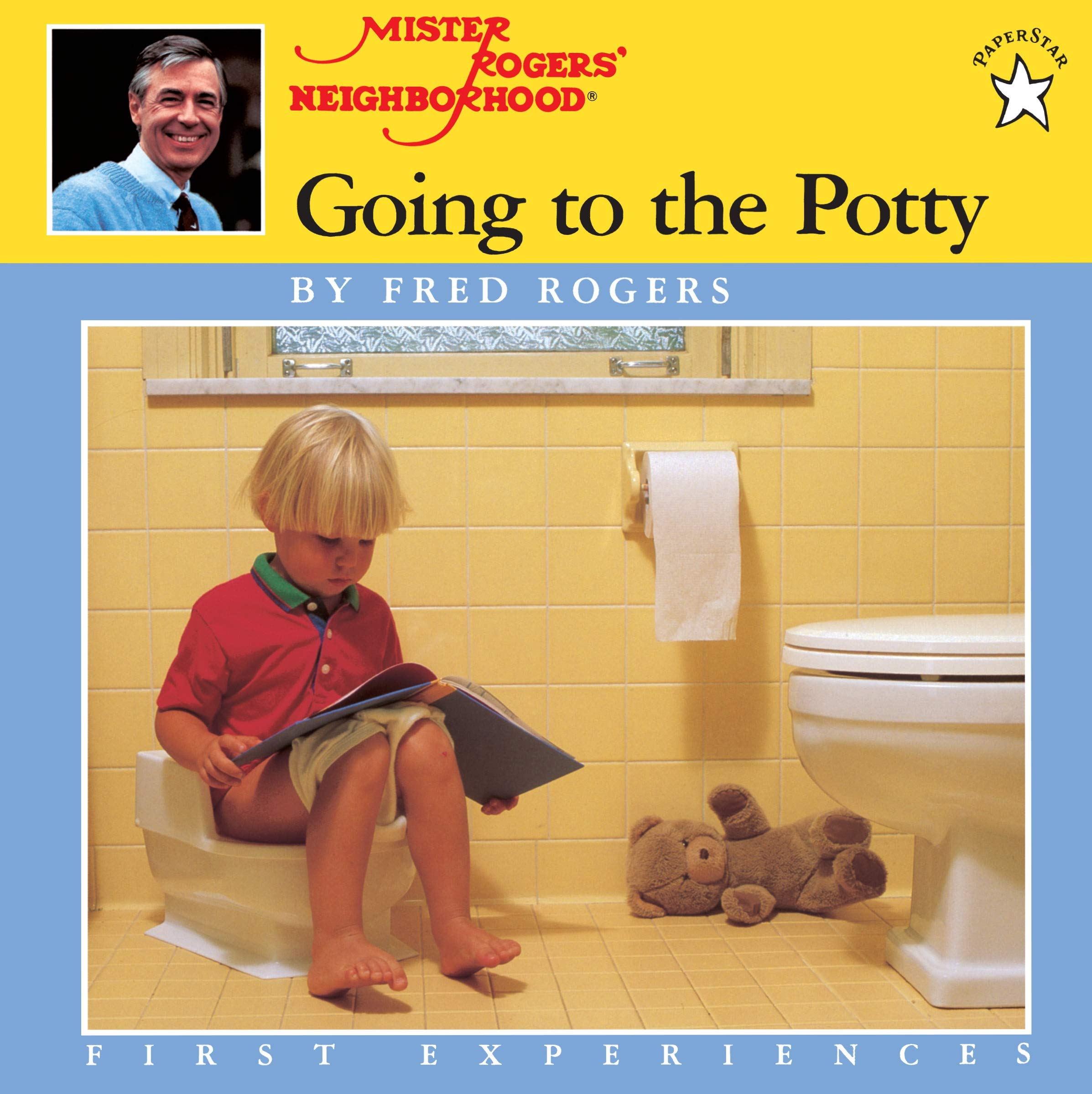 Going To The Potty Mr Rogers Rogers Fred 9780698115750 Amazon Com Books
