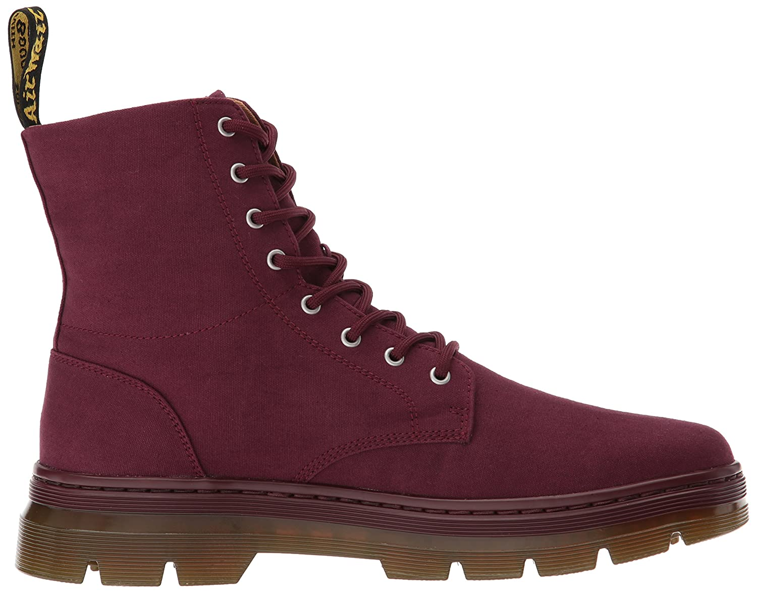 Dr. Martens Combs Canvas Fashion Boot B071GFWTTD 6 Medium UK Men's (US Women's 8, US Men's UK 7 US)|Port 583a26