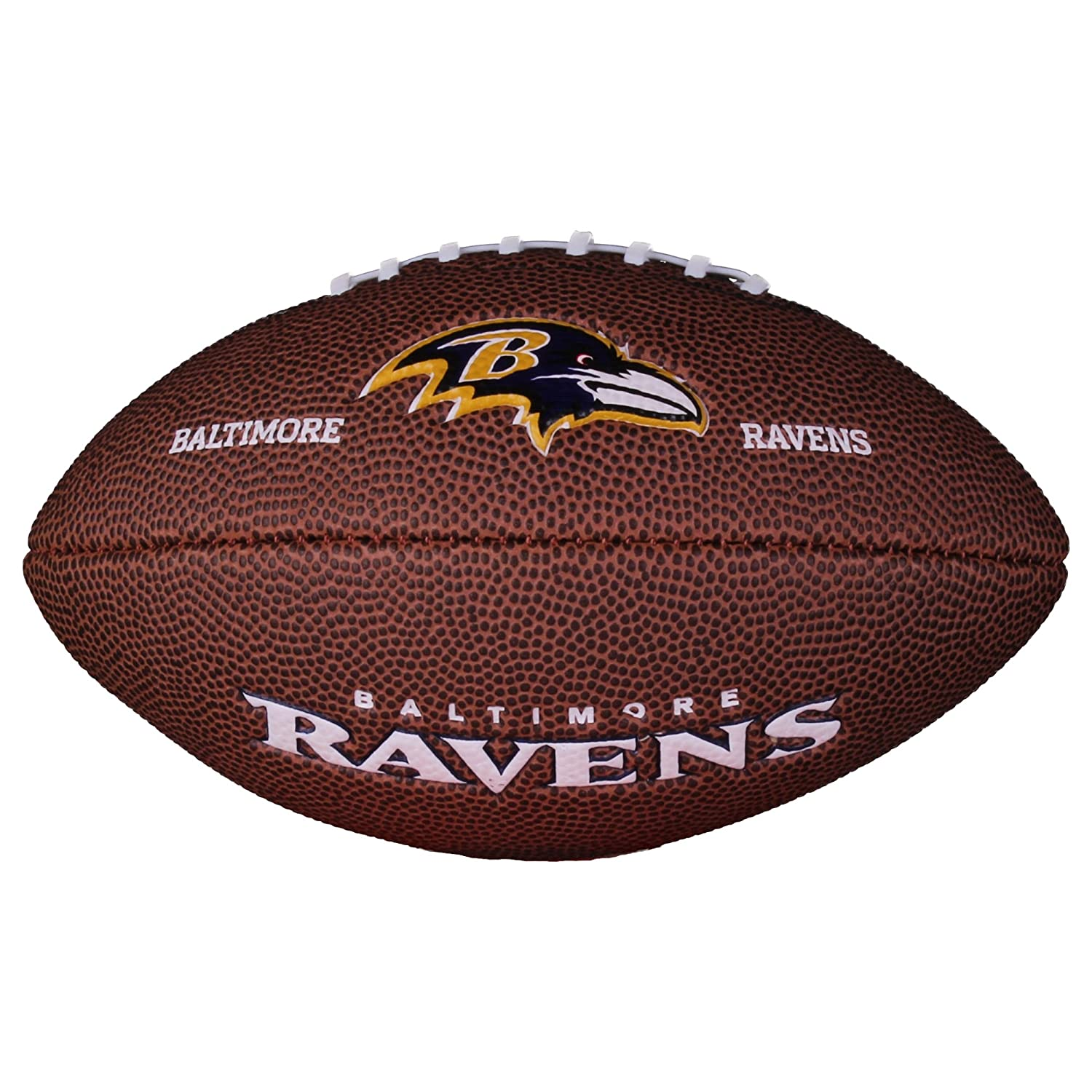 Wilson NFL Mini Baltimore Ravens Logo Football