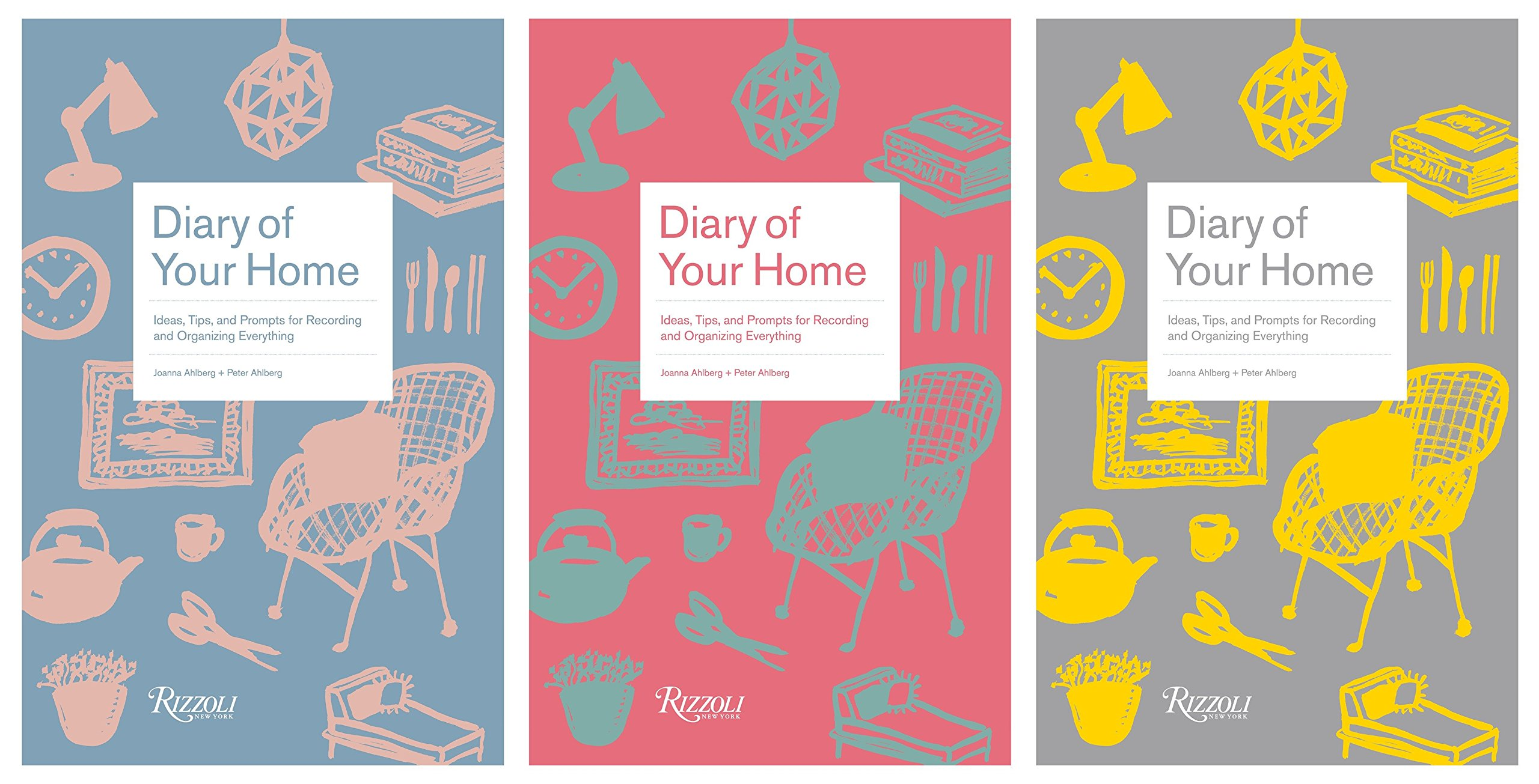 Diary of Your Home: Ideas, Tips, and Prompts for Recording and ...