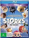 Storks (Blu-ray + Digital)