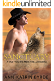 Sanctuary (Gay Mpreg MM Shifter Romance) (A Tale from the Mercy Hills Universe)