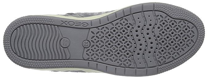 Geox Jr Creamy C, Zapatillas Altas para Niñas: Amazon.es: Zapatos y complementos