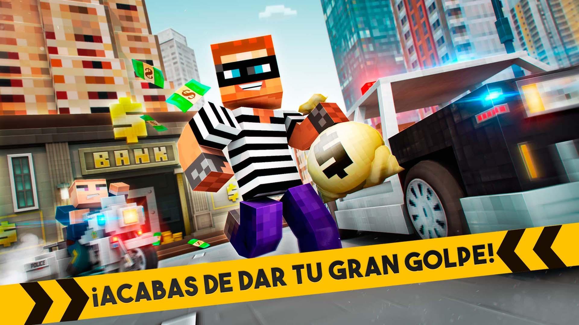 Robber Race Escape - Juego Infinito de Carreras de Coches con Policías