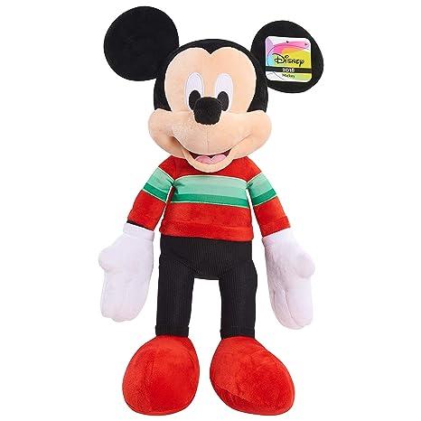 9f96097b440 Amazon.com  Disney 15176 Mickey Mouse Holiday 2018 Plush
