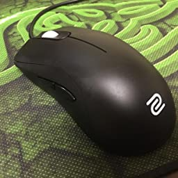 Amazon com: BenQ Zowie ZA12 Ambidextrous Gaming Mouse for Esports