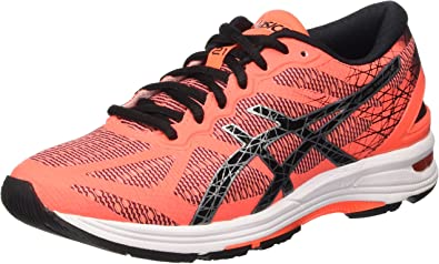 Asics Gel-DS Trainer 21 NC, Zapatillas de Running para Mujer, Naranja (Flash Coral/Black/White), 35.5 EU: Amazon.es: Zapatos y complementos