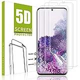 MSOVA para Samsung Galaxy S20 Protector de Pantalla, TPU Suave Alta Definicion Protector de Pantalla Diseñado para…
