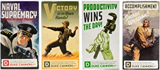 product image for Duke Cannon Supply Co. - Big Ass Brick of Soap Variety Gift Set (4 Pack of 10 oz) Honor Military Heritage With a Long Lasting Bar Soap Bundle
