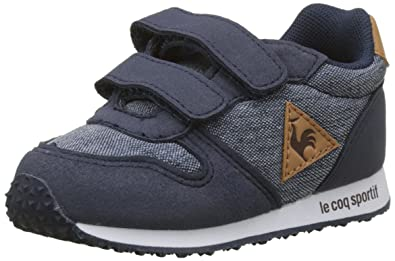 e52ae2dac86 Le Coq Sportif Alpha Inf Craft Dress Blue Brown Sugar