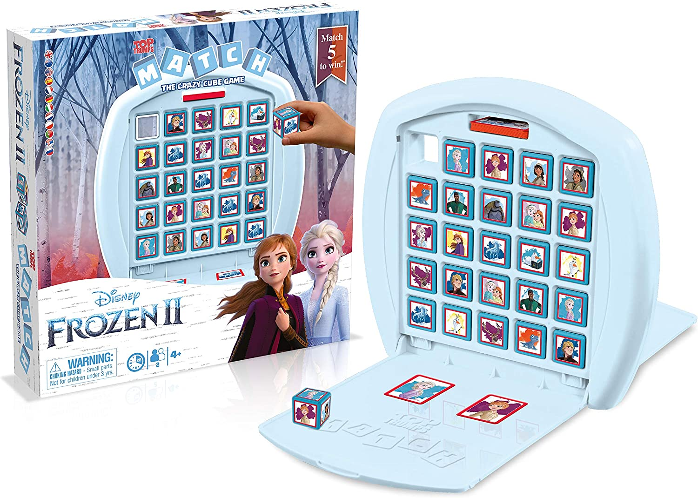 Top Trumps Frozen 2 Match Board Game