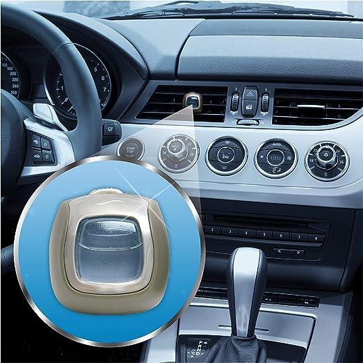 Febreze Auto Lufterfrischer 12 Ml Reine Frische Auto Duft Gegen Gerüche 6 X 2 Ml Drogerie Körperpflege
