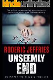 Unseemly End (An Inspector Alvarez Mystery Book 6)