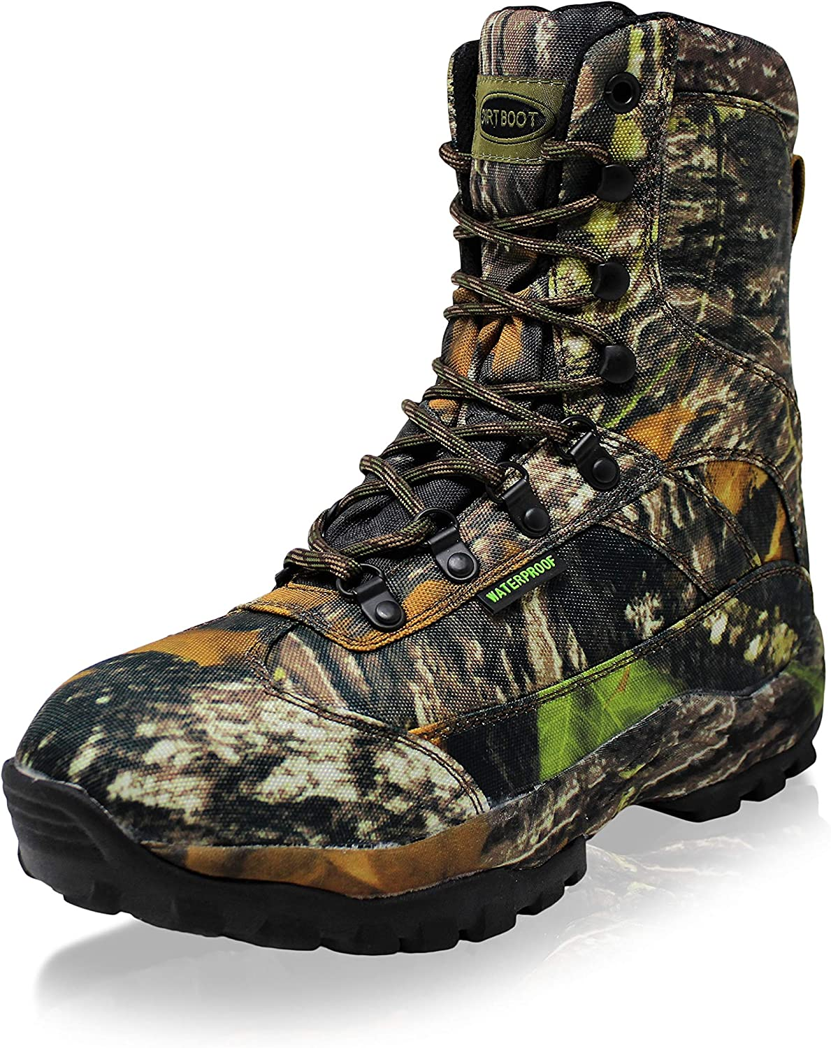 Dirt Boot Waterproof Tundra Hiking Ankle MUCK Boot Hunt CAMO