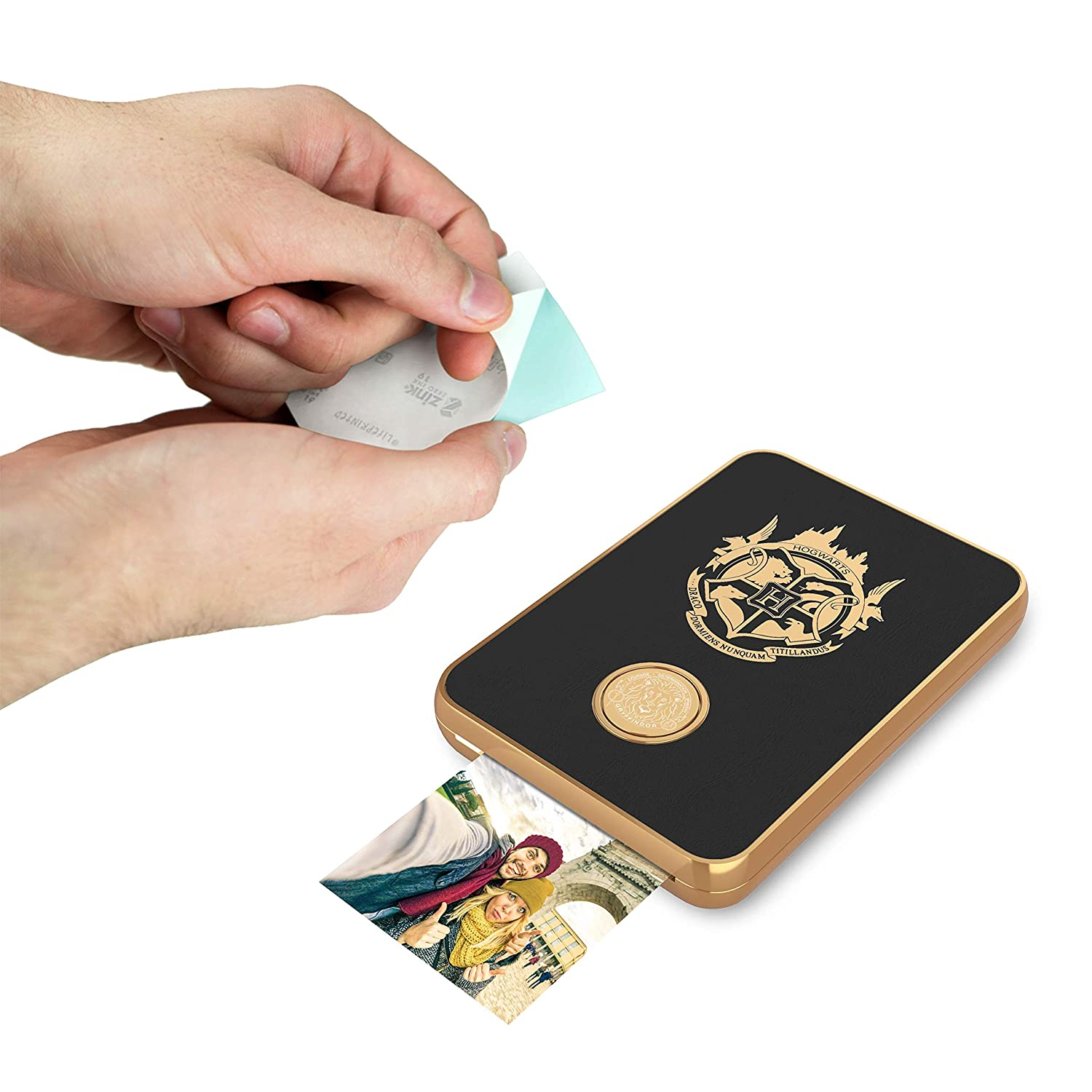 Harry Potter Magic Photo and Video Printer for iPhone and Android  Your  Photos Come to Life Like Magic! - Black