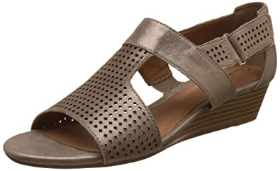Clarks Women's Playful Sport Fashion Sandals Fashion Sandals at amazon