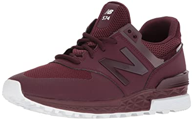 new balance herrenschuhe 574 bordeaux