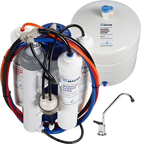 Home Master TMULTRA Ultra Undersink Reverse Osmosis Water Filter System,White