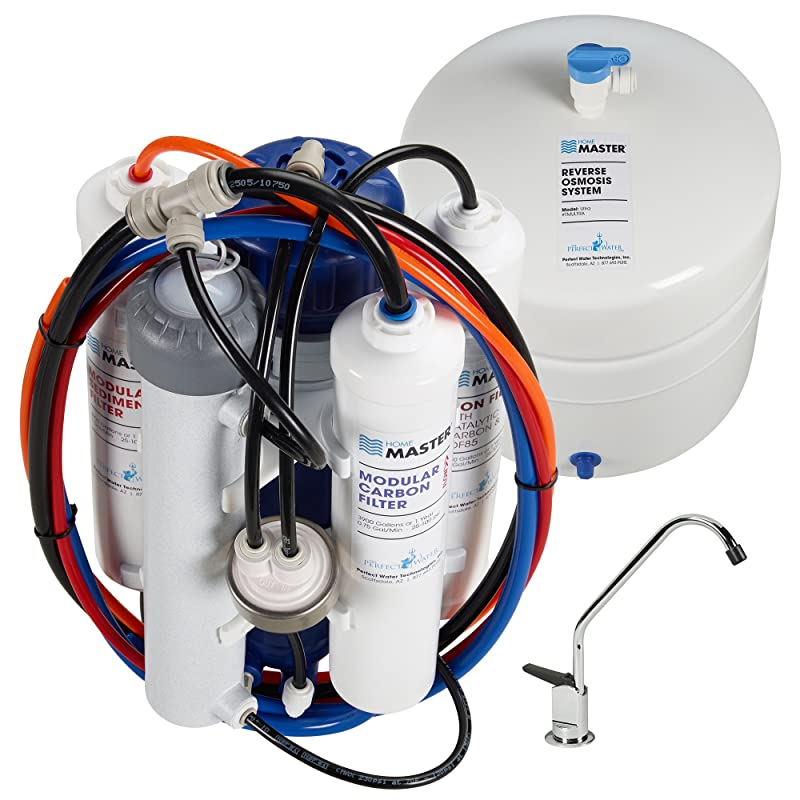 Home Master TMULTRA Reverse Osmosis System Review