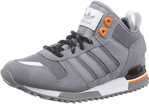 Sneakers Top 700 Adults' Originals Unisex Zx Low Winter Adidas Grey m8wv0OyNn