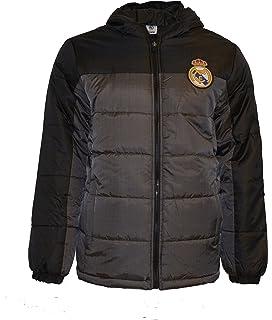 Amazon.com : Real Madrid FC Mens Light Down Jacket-Home ...