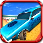 3D Island Offroad Retro Driving Challenge – Parking Simulator Free