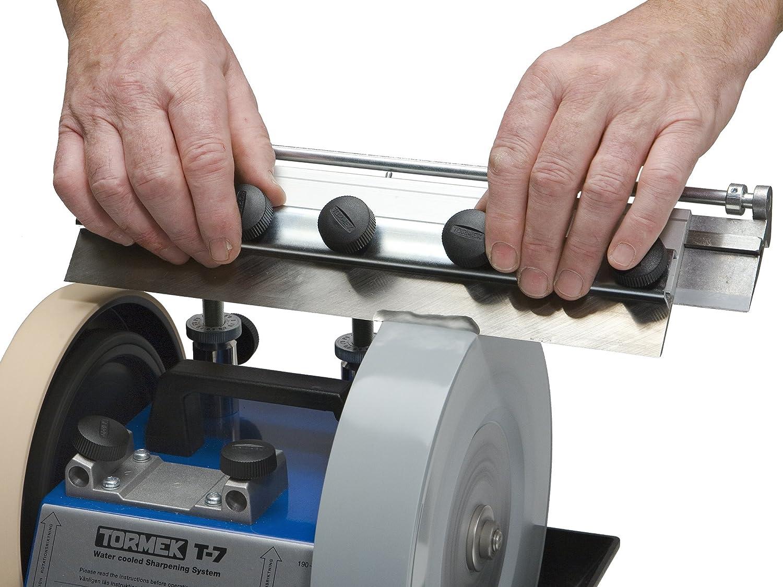 Hoja de cepilladora cuchillo Tormek svh-320. La cepilladora/Jointer hoja afilado anzuelo que precisamente afila prácticamente cualquier longitud hoja