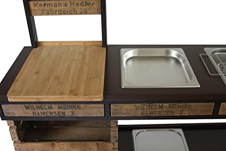Sommerküche Zubehör : Outdoorküche außenküche gartenküche sommerküche partyküche mit