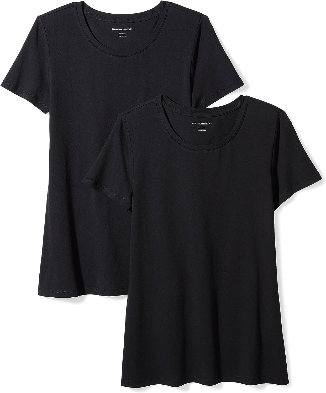 Twenty Second Boutique Brand Black V Neck Top Long Sleeve Basic Tee Large