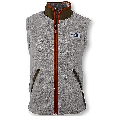 c5a41df1c Amazon.com: The North Face Men CAMPSHIRE Vest, Granite Bluff Tan ...