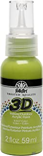 product image for FolkArt 3D Acrylic Paint in Assorted Colors (2 oz), Eden