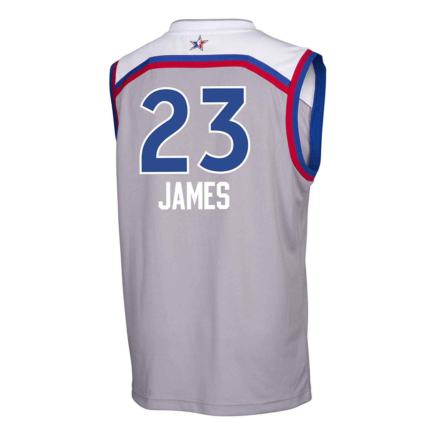 Cavaliers NBA 2017 Lebron James Cleveland adidas All Star