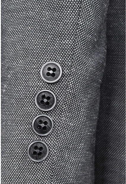 G.O.L - 3545605 - Jungen Blazer Slim Fit G.O.L ohne Hemd, Krawatte und Weste grau