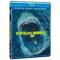 Megalodón 3D [Blu-ray]