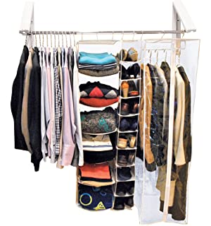 Folding Collapsible Triangular Wall Mounted Clothes