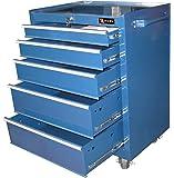 Excel TB2605X-Blue26-Inch Steel Roller Cabinet, Blue