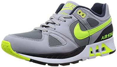 Nike Mens Air Stab Cool Grey Wolf Grey Anthracite Volt 312451-003 82d6bfb47