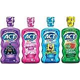 ACT Kids Mouthwash Variety Pack