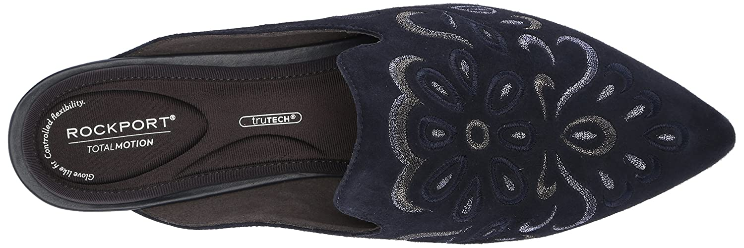 Rockport Damens's Damens's Rockport Total Motion Adelyn Embossed Slide Mule - 6472e5