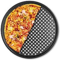 fox run 4491para pizza Pan, de acero al carbono, antiadherente