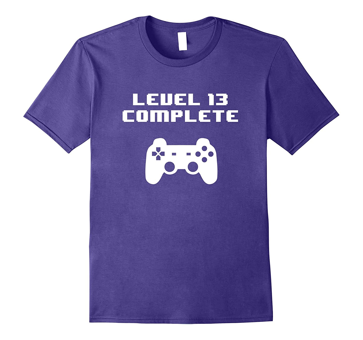 Level 13 Complete 13th Birthday 2004 T-Shirt-TD