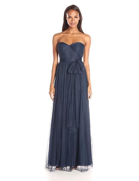 479473652cbf Jenny Yoo Womens Annabelle Convertible Tulle Column Dress: Amazon.ca:  Clothing & Accessories