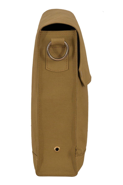 94e0d6989c7bc Smart Range Leather Co Ltd. Indiana Jones Tasche Mk VII Lederband WWII  Gasmaske Tasche Satchel Reproduktion 9843  Amazon.de  Schuhe   Handtaschen