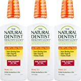The Natural Dentist Healthy Gums Antigingivitis Mouthwash to Prevent and Treat Bleeding Gums and Fight the Gum Disease Gingivitis