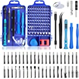 Screwdriver Set, Apsung 110 in 1 Professional Precision Screwdriver Multi-function Magnetic Repair Tool Kit Compatible with iPhone/Ipad / Android/Computer / Laptop/Computer / PC etc (Blue)